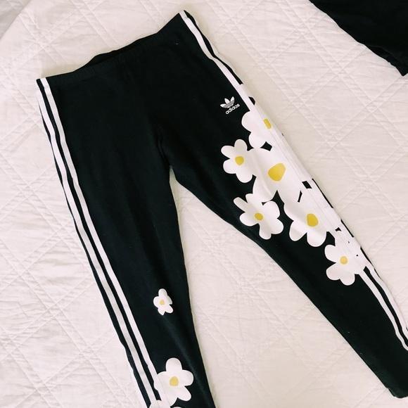 9c4c7c79e7f5 adidas Pants - Adidas Pharrell Daisy Leggings